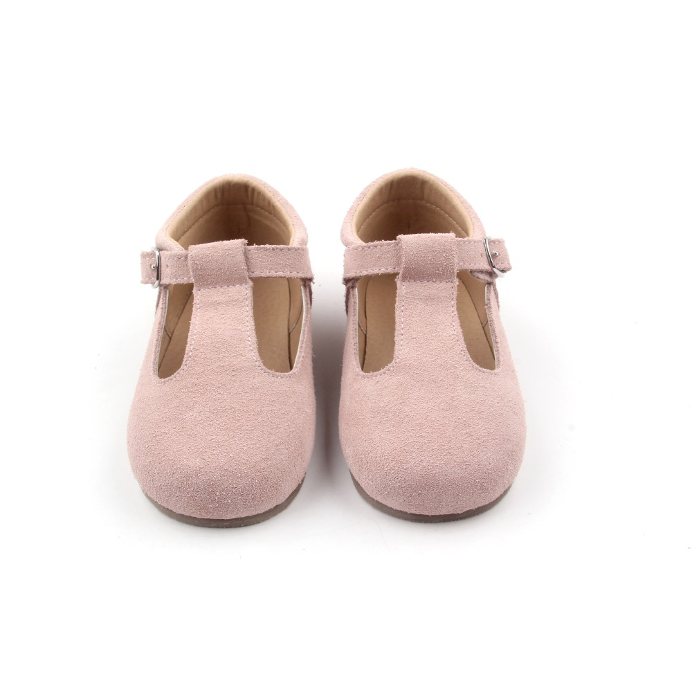 Soft handmade 100% genuine leather baby shoes leather