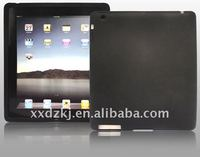 very high quality silicone back cover for ipad 2
