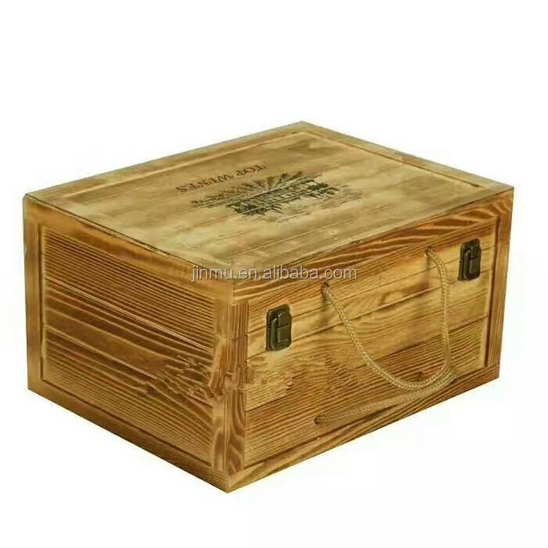 high quality wood box packaging China wooden gift box 2017