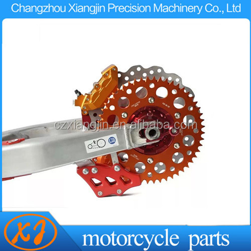 CNC Aluminum Alloy Motorcycle Racing Sprocket