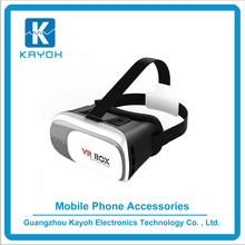 [kayoh] 2016 New design vr box 3d glasses virtual reality glasses for iphone android cell phone accessories