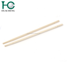 Engraved personalized cooking disposable bamboo chopsticks
