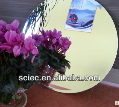 WHOLESALE 1.1mm 1.2mm 1.3mm 1.5mm 1.8mm 2mm 2.7mm 3mm 4mm 5mm,6mm silver mirror glass with CE,ISO9001 CCC CETIFICATE