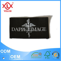 Customize woven clothing label supplier