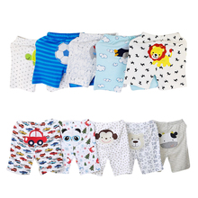 Wholesale Baby Clothes Sewing Pattern Toddler Short Leggings Pants Baby Boys and Girls Harem Pants