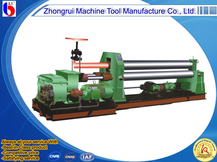 3 rolls gas cylinder making machine