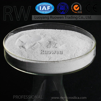 Supply good flowability Grey densified concrete building material silica fume cheap price