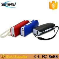 2600mah universal portable power bank for blueberry s4 mobile phone