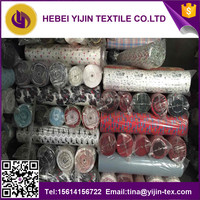 cheap reactive printed 100% cotton flannel fabric in stock in china