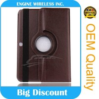 ShenZhen factory leather tablet case for ipad case