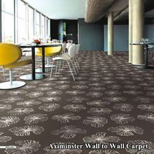New Printed Nylon Banquet Wall to Wall Decorative Hand Tufted Modern Carpet
