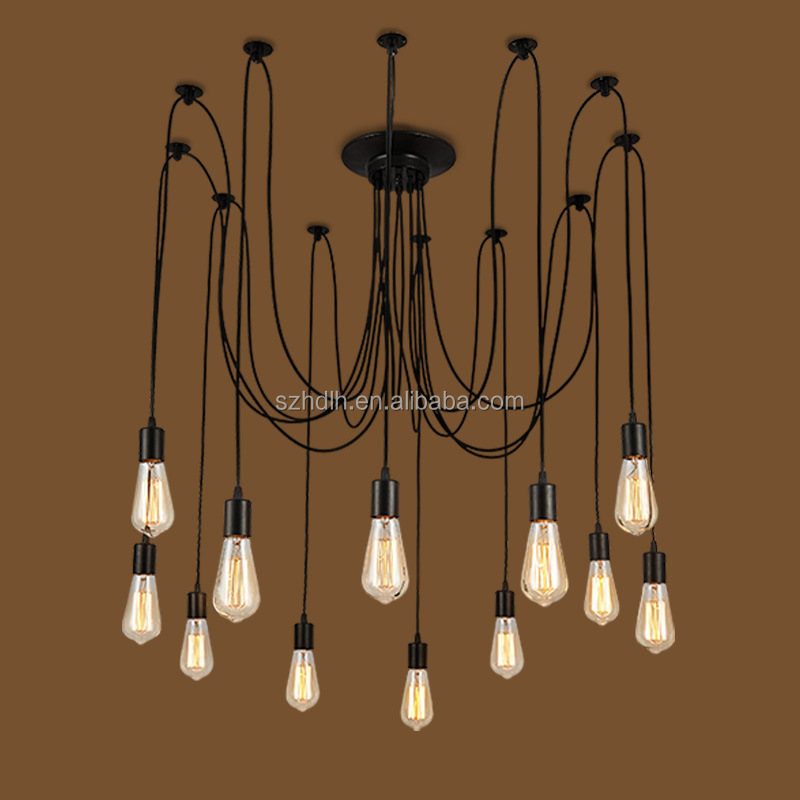China supplier new style crystal chandelier replacement parts indoor lighting lamp led pendant lamp