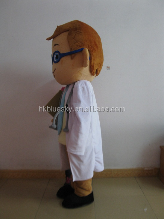 Custom Doctor Mascot Costumes
