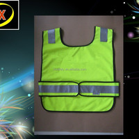 High Visibility Reflective Security Gilet
