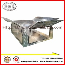 Customized Large Pickup Truck Aluminum Canopy(KTB-AUTE2100)(OEM/ODM)