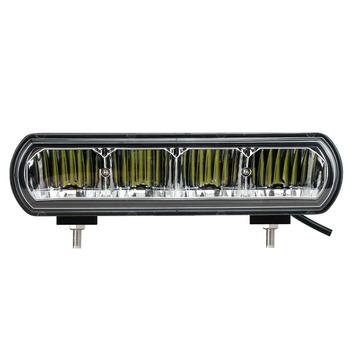 Ece EMARK R10 Auto parts high brightness offroad led dr light bar for trucks 40W
