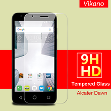 In stock tempered glass screen protector for alcatel one touch stellar by tmobile and metropcs