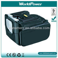 Replacement Makita cordless power tool BL1430 Li Ion Battery 14.4V 3Ah