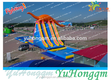 Commercial inflatable water slides ,inflatable slide manufacturer in china swimming pool for sale