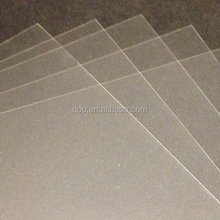 100mic eco-solvent transparent A4 gloss adhesive film