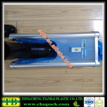 Sanitary place use non power portable shoe cover dispenser machine