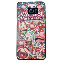 custom soft tpu 3D sublimation for samsung s5 phone case
