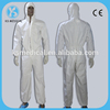 Nonwoven Protectice Work Waterproof Disposable Coverall