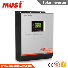 HOT SELLING 2KVA 5KVA High Frequency Solar inverter with MPPT Solar Charge Controller