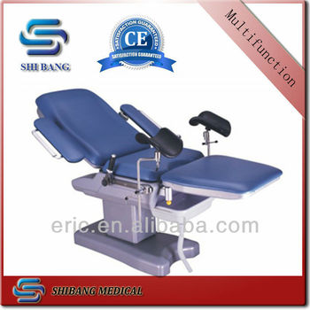 Hot sale!! Electric obstetric gynecology examination bed