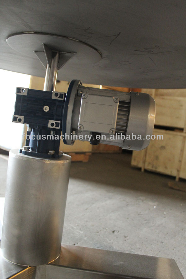 Motorized Rotary Table A Part Of Production Line Buy