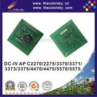 (TY-XC2270T) laser printer toner chip for Xerox DC-IV DC IV ApeosPort C2270 C2275 C3370 CT201370 CT201360 Kcmy 26k/15k pages