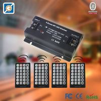 new products from usa Multi-Zones RF fluorescent dimmer for led lamp