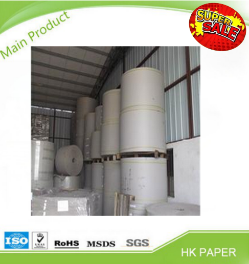 Paper mill laminated grey board paper