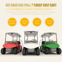 Off Road Gas Power Cheap Golf Cart for Sale