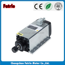 Changzhou Fatrle Factory 6 kw cnc lathe spindle motor for metal cut
