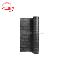 Easy construction Self adhesive waterproof SBS modified asphalt roofing membrane