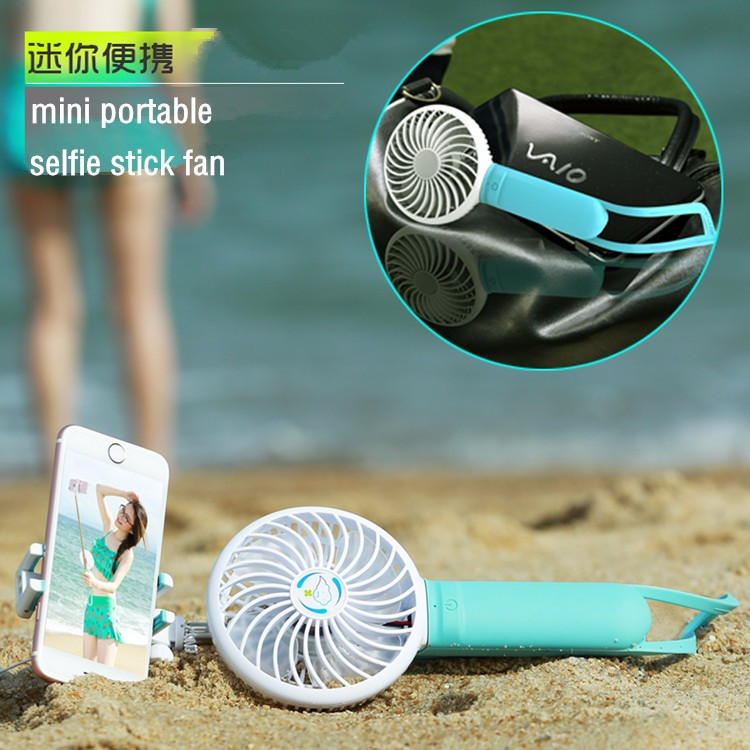 Night Lamp Mini Portable Mist Fan with Power bank function