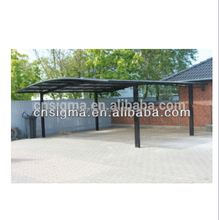 2018 Trade Assurance New style aluminum outdoor metal car canopy