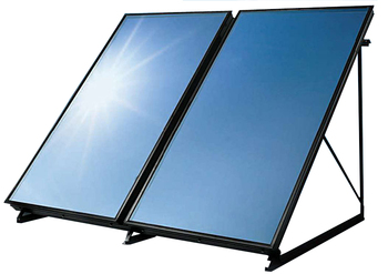 Mini flate plate solar collector pdf in china