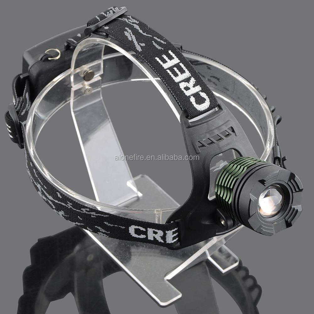 AloneFire <strong>k12</strong> XML T6 LED Headlamp Headlight t6 zoom headlight fishing light outdoor <strong>lighting</strong>