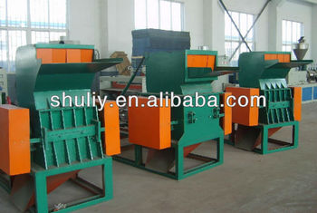 hot Plastic film washing machin/Waste plastic cleaning and crusher+0086 15838061730