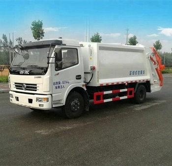 New Factory Selling China 15cbm Compactor Garbage Collection Vehicle for sale