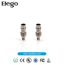 Elego supply Original Aspire BDC/BVC Coil possess 1.6/1.8/ BVC/BDC bottom vertical Coil match aspire nautilus