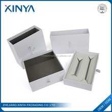 XINYA High Quality Wholesale Customized Hard Paper Mache Boxes For Perfume Box Packaging