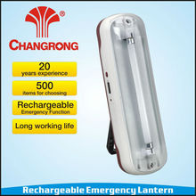 rechargeable tube battery operated fluorescent lights