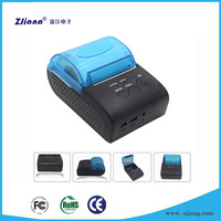 Latest Bluetooth Dual Module Bluetooth Thermal Printers for Sale for Android/IOS Smartphone ZJ/POS-5805 Wholesale
