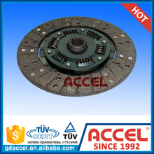 foshan factory mitsubishi fuso clutch disc for CANTER 4D30