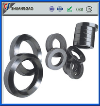 High temperature resistance graphite valve seal packing ring
