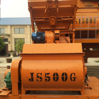 Hot sale portable towable small mini large capacity electric motor ready mix batch concrete cement mixer machine price