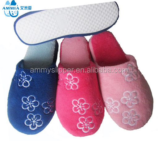 OEM Lady indoor animal new sexy girls hot sex women hotel indoor slippers winter soft sole warm TPR slippers